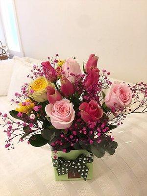 Flower box #33