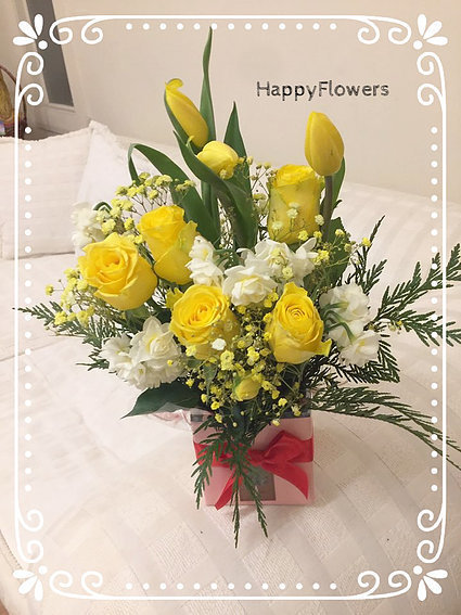 Flower box #37