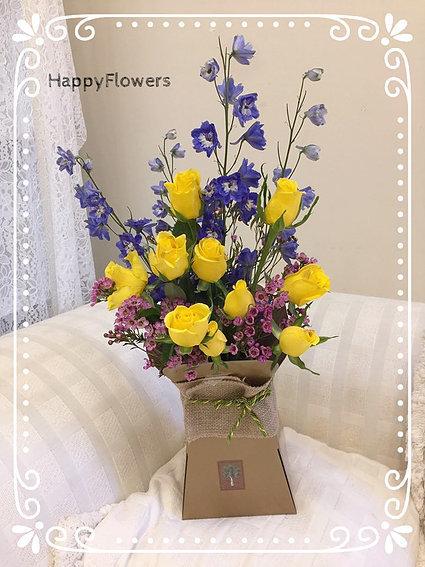 Flower box #67