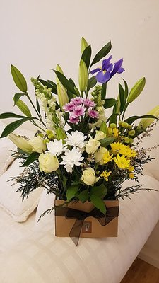 Flower box #61