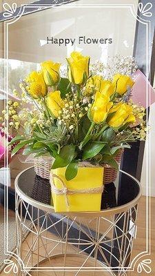 Rose Flower Box #41