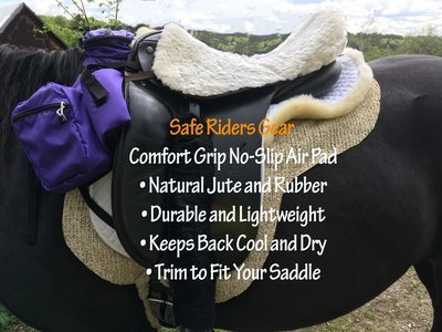 Safe Riders Air Pad