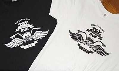2019 Toy Run T shirt