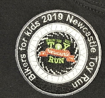2019 Fabric Patch