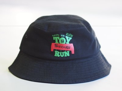 Toy Run Bucket Hat