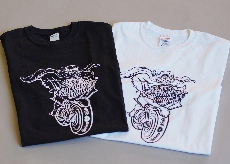 Toy Run 2018 T-Shirts