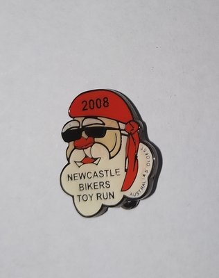 2008 Metal pin (safety pin)
