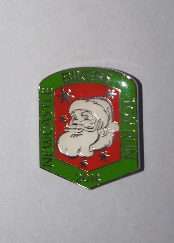 2014 Metal Badge (screw post)