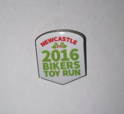 2016 Metal Badge ( clip post)