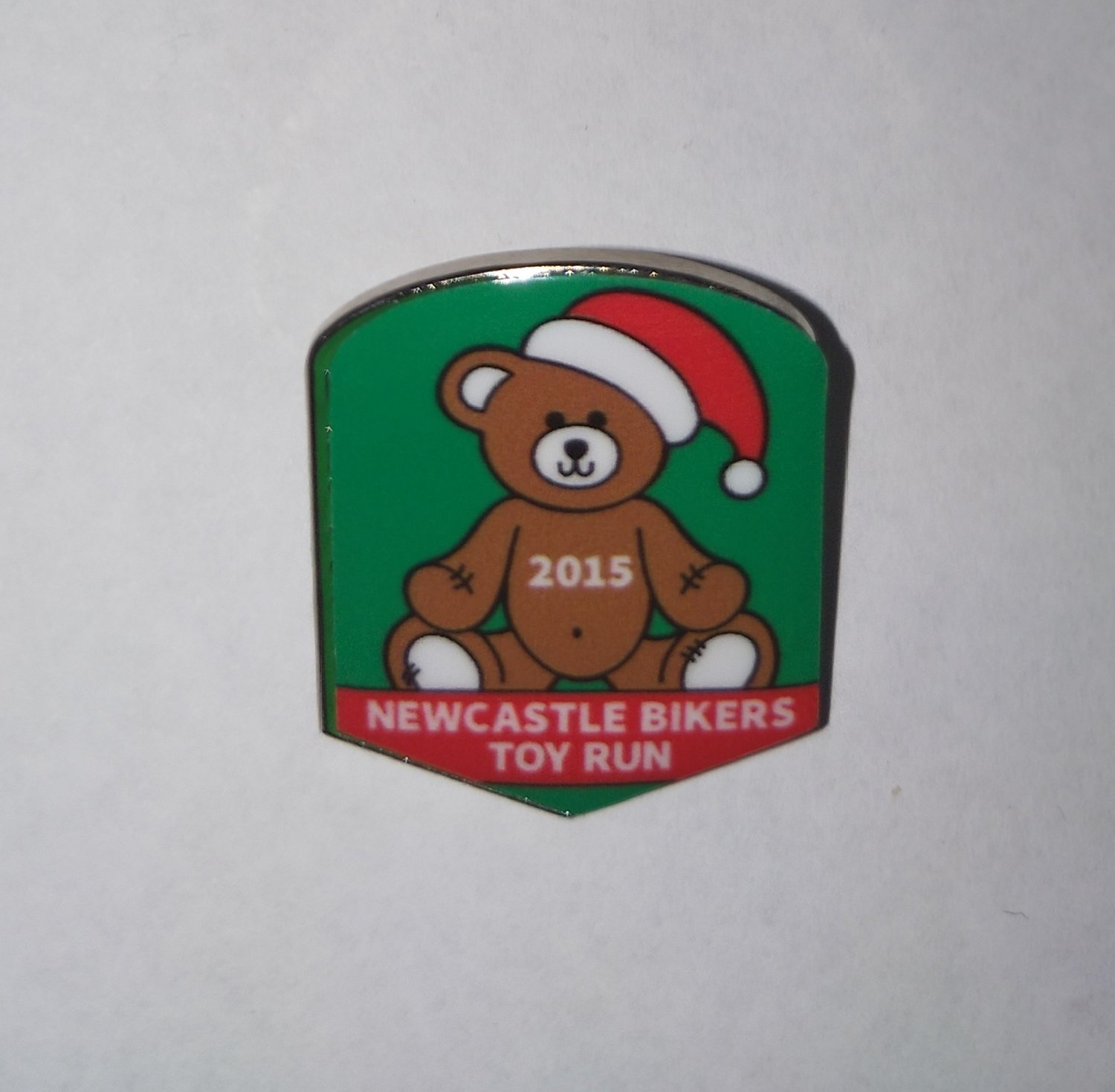 2015 Metal Badge ( clip post)