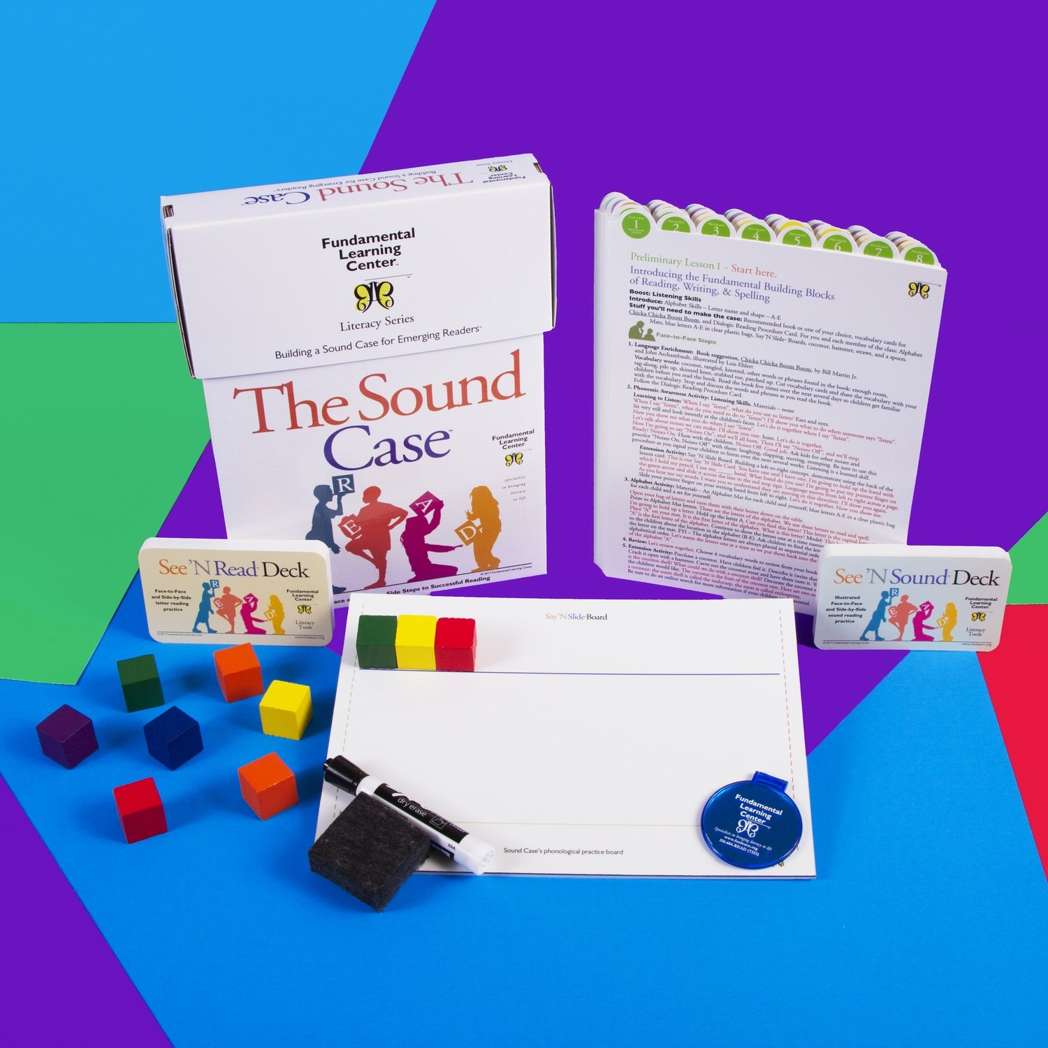 The Sound Case™ — Featuring Online Training