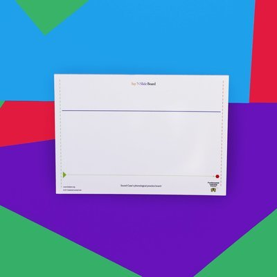 Say 'N Slide™ Magnetic Board