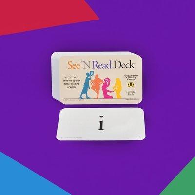 See 'N Read™ Cards