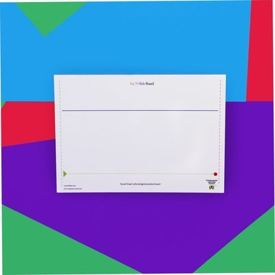 Say 'N Slide™ Non-Magnetic Board