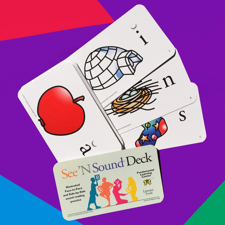 See 'N Sound™ Cards