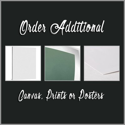 Additional Canvas, Prints & Posters
