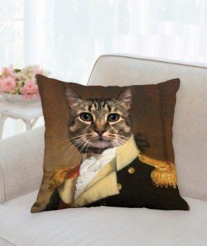 Custom Pet Portrait Pillows