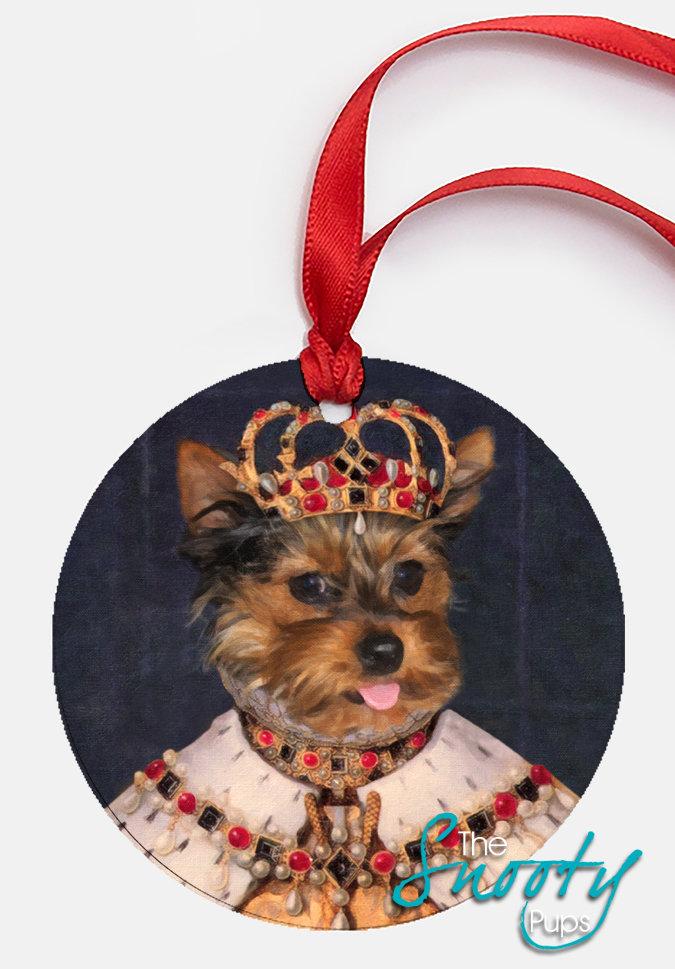 Custom Christmas Tree Ornament