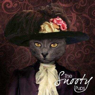 Custom Cat Portrait - Victorian Lady