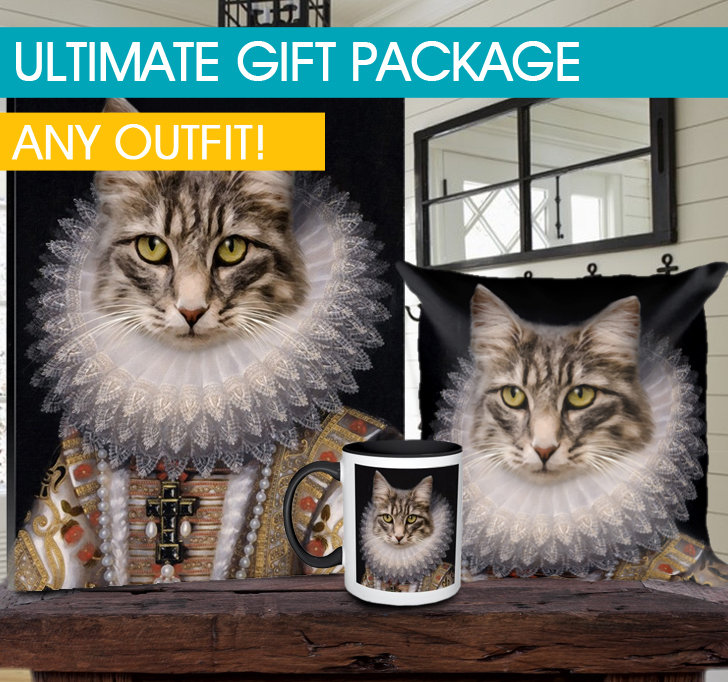 Ultimate Gift Package. You pick the outfit.