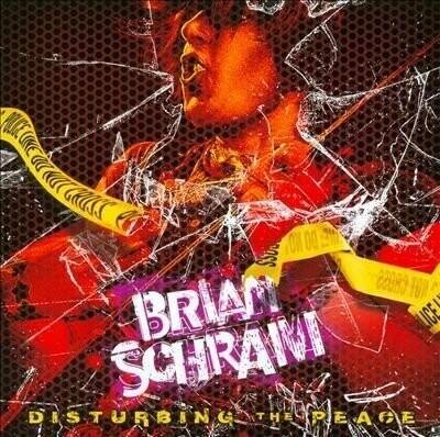 "Brian Schram ""Disturbing The Peace"" - CD"