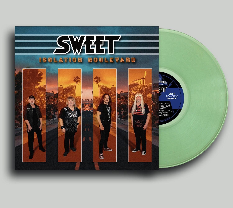 """Sweet Isolation Boulevard (12"""" Coke Bottle Vinyl)"""