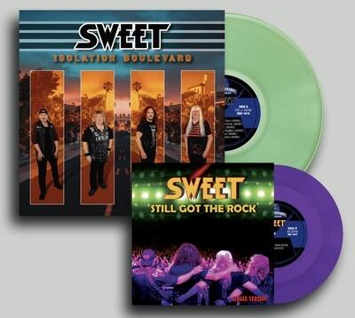 Sweet Isolation Boulevard LP & 7