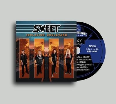 Sweet Isolation Boulevard - CD (