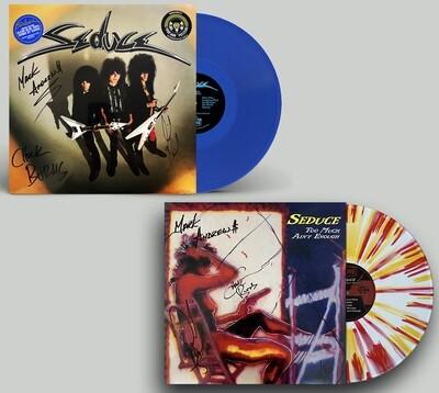 Seduce - SIGNED Vinyl Package
