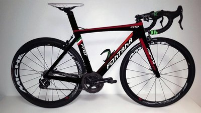 FONTANA F170 FULL CUSTOM (FRAME ONLY)