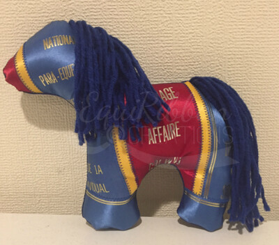 Ribbon Pony