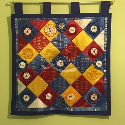 Wall Hanging - The Quilt