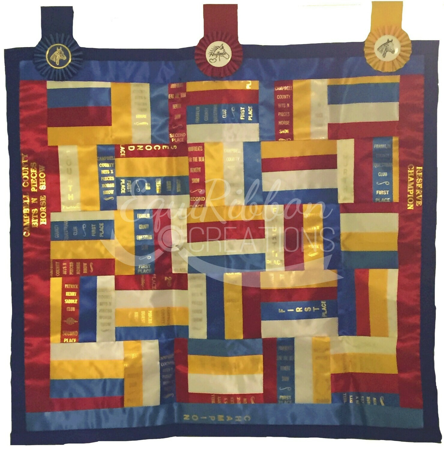 Wall Hanging - The Maze