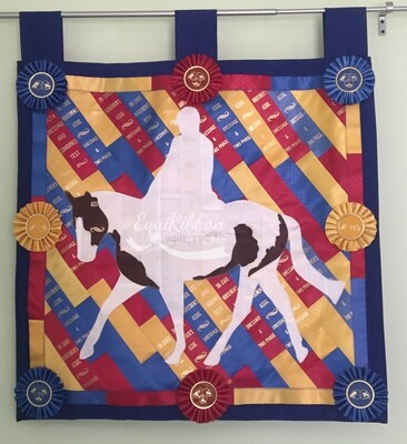 Wall Hanging - The Equine Silhouette
