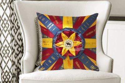 Ribbon Pillow - The Star