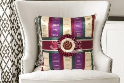 Ribbon Pillow - The Trim