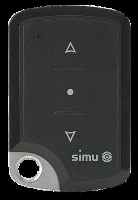 Telecommande TSA 3B veoHz  Emetteur Radio Simu. Ref : 2008576