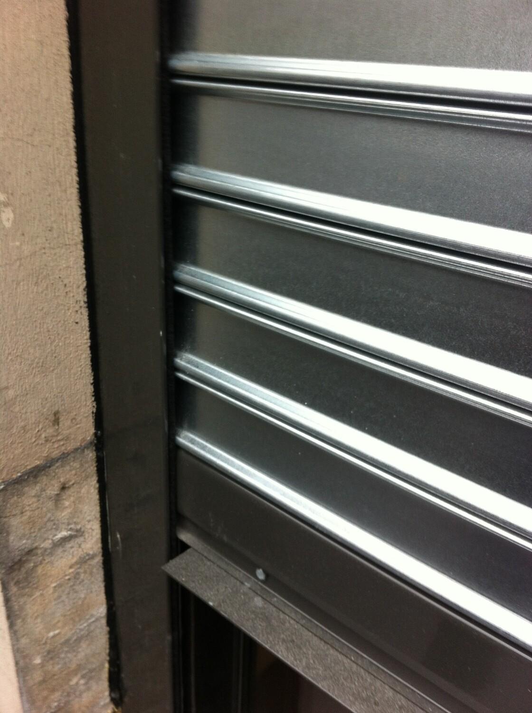 Rideau Lames Pleines D70 Compact. Manuel à Tirage Direct
