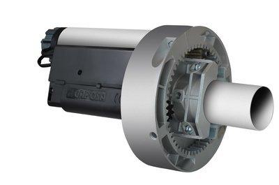 Moteur central Gaposa SQ 160 pour Rideaux et Grilles - axe 48-60 mm