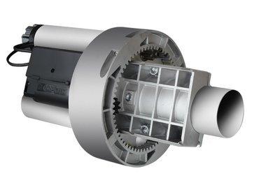 Moteur central double Gaposa SQ 270 pour Rideaux et Grilles - Axe 76 mm