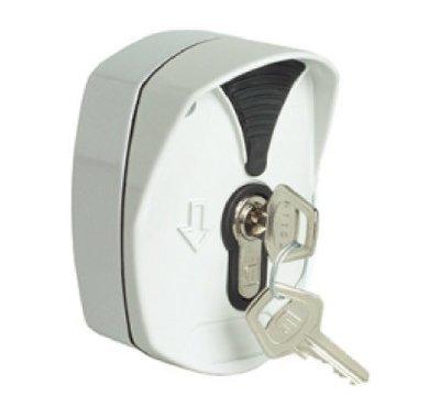 Boite à clés ELSAMEC avec Dépannage de secours pour rideaux et grilles