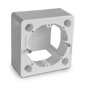 Support pour inverseur 2 boutons pour Rideaux  Grilles  et portes de Garages