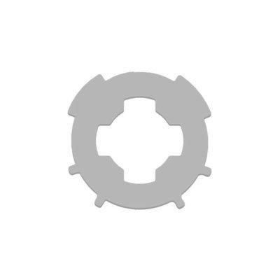 Adaptation moteur Gaposa Serie 50 pour tube Deprat 53 mm
