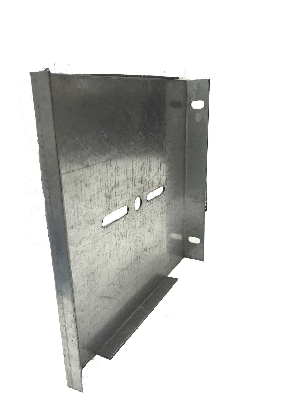 Plaque d'enroulement 300 mm pour rideau à axe compensé