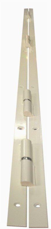 Barre de pivot fers plats - Blindage de porte