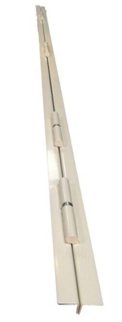 Barre de pivot cornieres - Blindage de porte