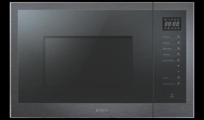 ELICA EPBI MWO G25 INOX NERO - Built-in Microwave