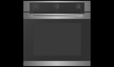 ELICA EPBI INOX NERO 962 MMF - Oven 72Ltr