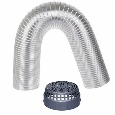 Aluminium Chimney Installation Kit