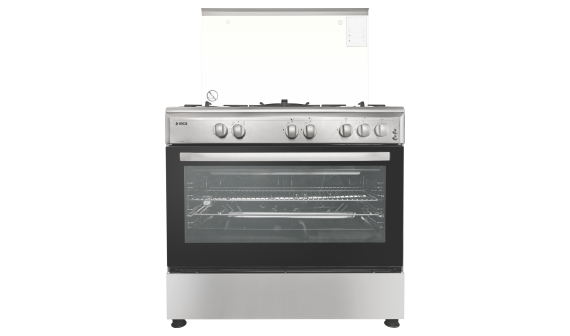 Elica Cooking Range (F9502 XGRH, Black)